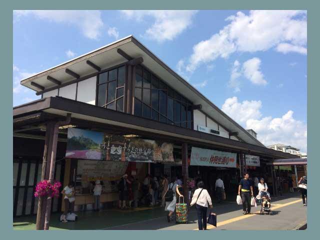 埼玉秩父駅