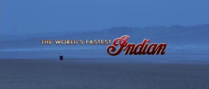 世界最速のインディアン1